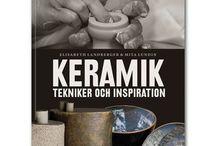 Lera & Betong / Lera, verktyg och inspiration om olika typer av lera