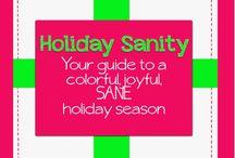 Holiday Sanity
