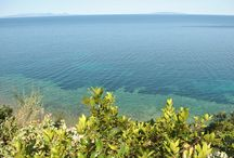 Maremma - Beaches / Spiaggie / The beaches around Maremma  Le Spiagge in Maremma