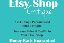 etsy / by Emily Sturgeon