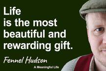 Fennel Hudson Author Quotes
