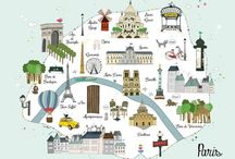 Places to be ⛱ / En todos ellos nos gustaría estar. Aunque a algunos de ellos con Claude, puede ser un poco raro entrar…