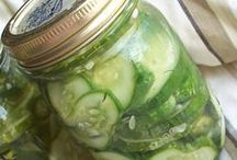 Canning and Pickling Recipes / Jams, preserves, pickles and more! You'll find just the right home canning recipe right here / by Allrecipes