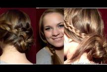Hair stuff / by Lisa Johnson