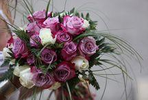 Flower Arrangement / Composizioni con i nostri fiori