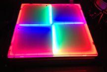 LED Dance Floors / illuminated LED Dance Floors www.GoodLifeDESIGNGROUP.com 1-866-994-6635