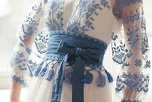 modern folk clothes