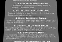 Internet Marketing Tips / Internet Marketing Tips, Tools, and other Resources.