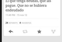 Twitts curiosos