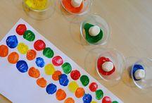 pre-school: patterns