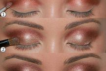 Eyes/Lips/Make-up