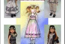 Little Darling Dolls - Diana Effner