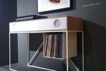 Vinyl Plaat opberg