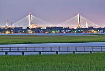 Travel: Charleston, SC / Best time to visit is March - May and September - November / by Kathy Sullivan