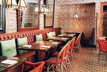 Restaurant Spaces