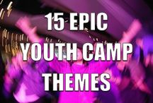 Youth Activities and Camp Ideas <3