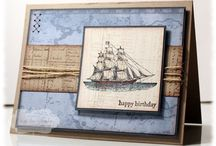 Stampin'Up! The Open Sea