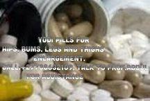 Yodi pills for hips enlargement