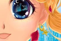 Sailor Moon  / pues eso, soy súper fan de Sailor Moon