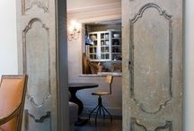 dream home. wish list. / ideas and wishes for that house we'll build. hello, French chateau. / by Lulu & Linen