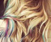 hair ideas / by Kimberly Baxter
