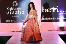 Fashion Show / A star studded fashion show at JW Marriott, Mumbai showcasing our Spring Summer Collection.