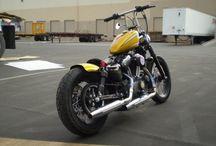 Window handlebars / Handlebars Harleys