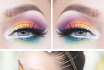 the eyes have it / Eye make up ideas