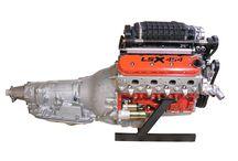 LSx 454 Magnuson TVS2300 Alternator and 4L85E / LSx 454 Engine with Magnuson TVS2300 Supercharger. and 4L85E Transmission