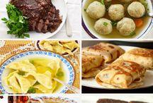 Sabbath Dinner Ideas