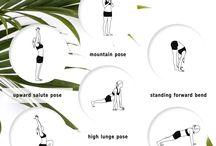 Morning Yoga Routine