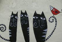 Street art / Sztuka ulicy, graffiti, Banksy, murale