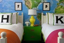 Boy Room / Decor ideas for boys room, DIY decorating and ideas for boys