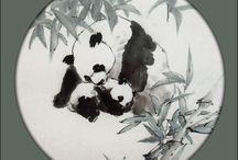 панда таня