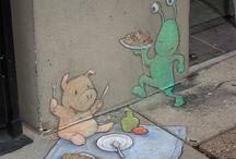 Sanat sokaktadır