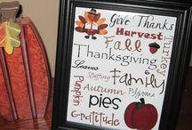 Thanksgiving / by Teri Wayne