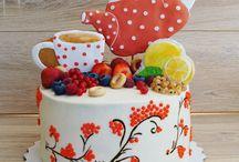 торт для мамы/бабушки