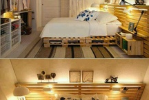 Pallet obsession / Pallets! / by Fouad & Alleya Baayoun