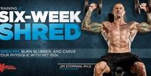 six week shortcut to shred