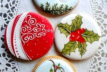 Christmas Cookies / Christmas cookies...the perfect holiday gift