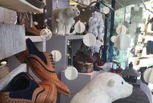Winter Wonderland Shop Window