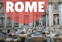 Rome / Traveling