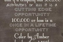 Color by Amber