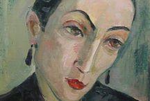 Irma Stern SA / South African artist (1894-1966)