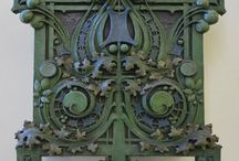 Louis Sullivan / The incredible talent of Louis Sullivan, architect and designer extraordinaire