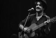 Alessandro Mannarino / Corde: concerto per sole chitarre. Live @ Teatro Augusteo (Naples, Italy)