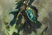 Warhammer - Wood Elves