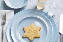 Hanukkah ~ Decor, Food and Crafts