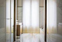 marble & brass