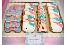 A's Hello Kitty Party / Themed birthday party